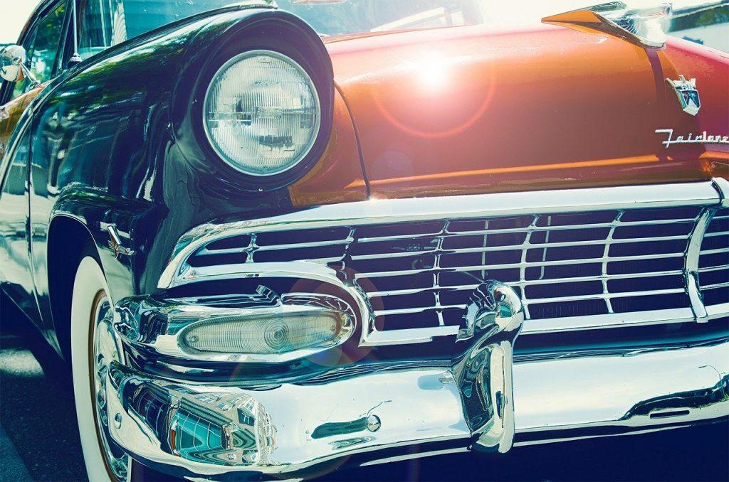 auto d'epoca foto