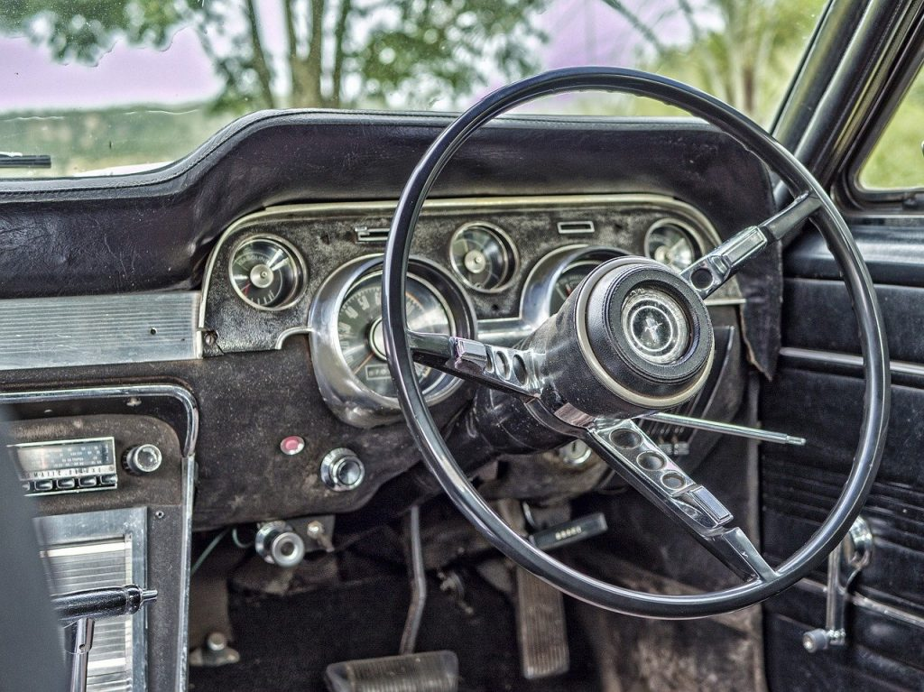 auto d'epoca interni