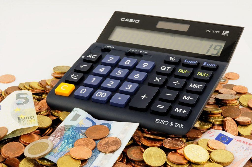 calcoli soldi